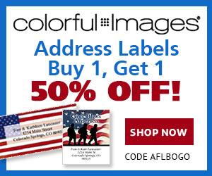 Buy One Label, Get One Label 50% Off! Use code AFLBOGO