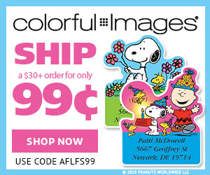 Get $.99 Shipping on ANY $30 order! Use code AFLFS99
