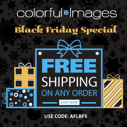 Colorful Images Black Friday